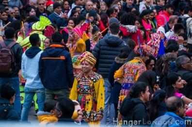 Diwali2019 London dancers