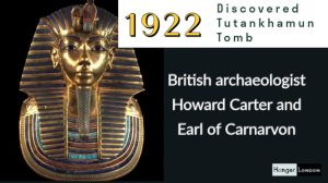 tutankhamun tomb discovered