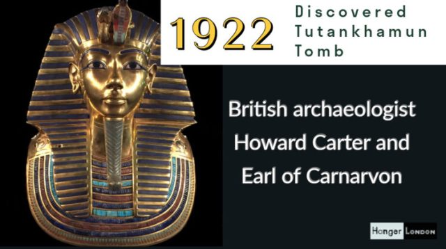tutankhamun tomb discovered