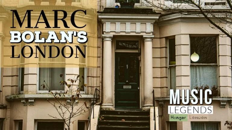 Marc Bolan's London