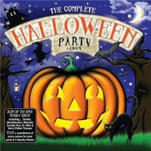 The Complete Halloween Party Album (2CD) 1