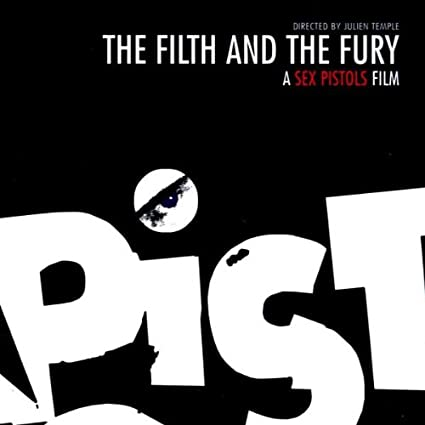Filth and the Fury Ost CD 1