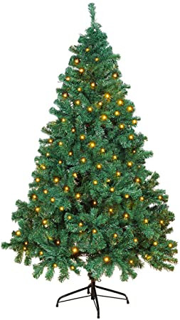 400 LEDSs 6ft 800 Branches christmas Tree 1