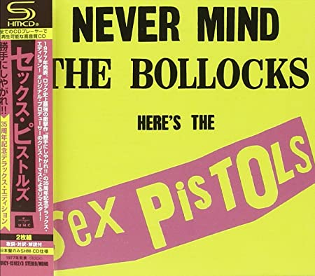 Never Mind the Bollocks 35th Anniversary 1