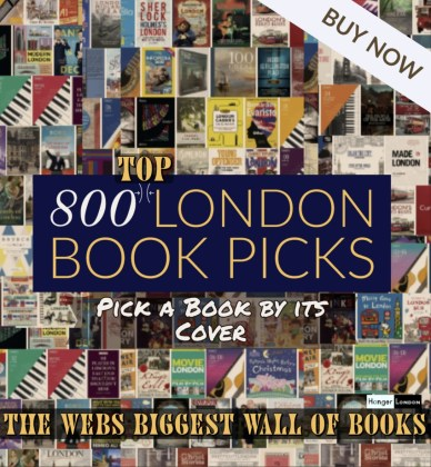 800 books based on London to pick right now
