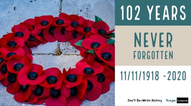Remembrance Sunday 11th of 11th
