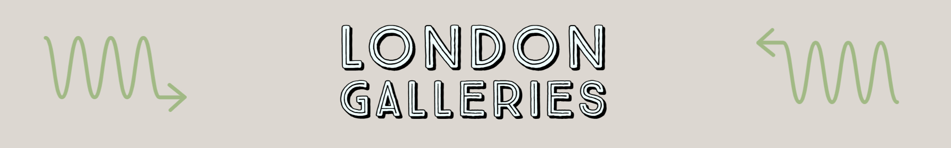 London's Galleries