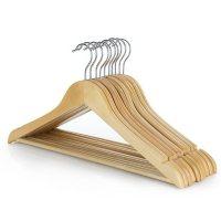 Wooden Hangers | Premium Wooden Coat Hangers - Hangerworld