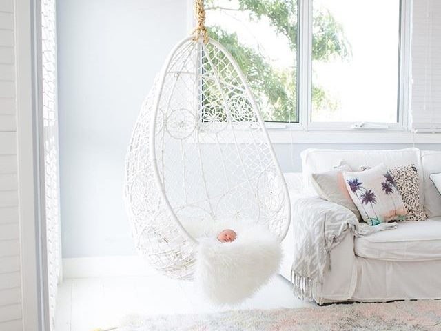 hanging chair in living room folding near me indoor chairs basket for