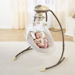 Swing Chair Baby Where To Buy Rocking For Newborn Reviews