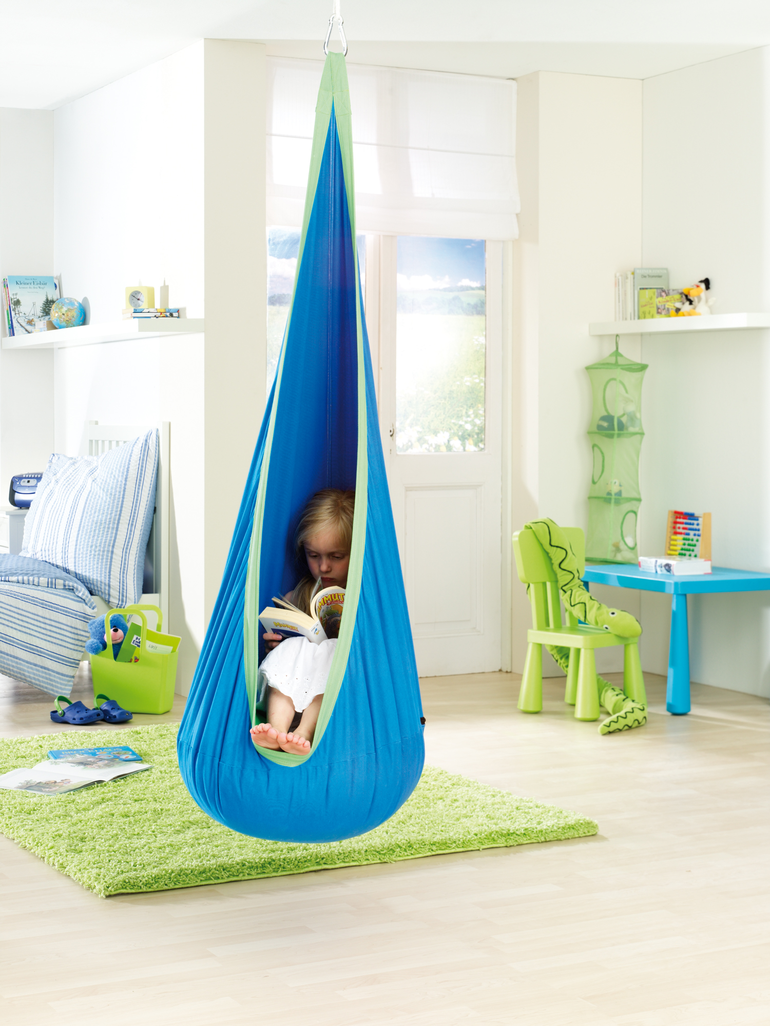 baby swing chair youtube futon cushion review the best hanging chairs for kids