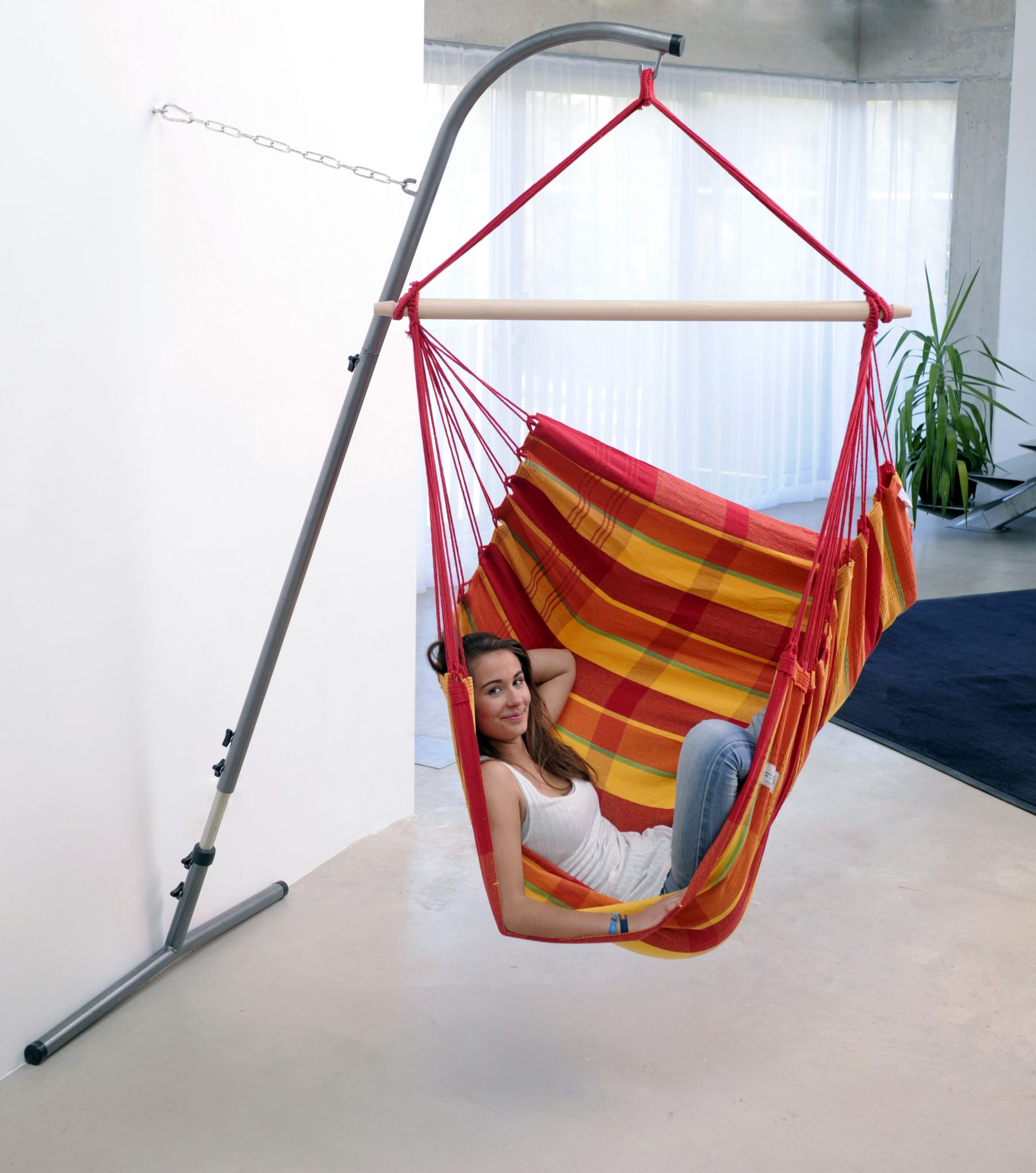 chair hammock stand plans minnie mouse walmart hanging with