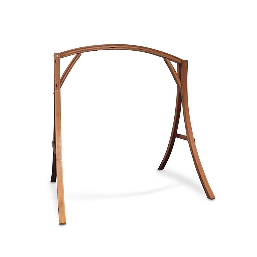 hanging chair stand outdoor reclining gravity chairs review the 7 best porch swing stands