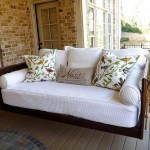 Porch Bed Home Hanging Porch Beds Swinging Porch Beds