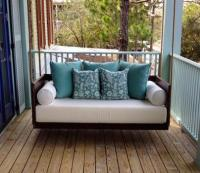 Cottage Beds - Hanging Porch Beds, Swinging Porch Beds ...