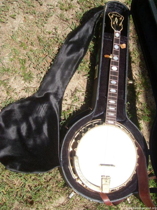 Gibson Top Tension Banjo Imgurl