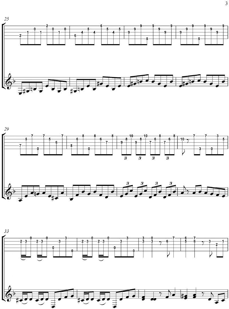 Wagon Wheel Guitar Notes