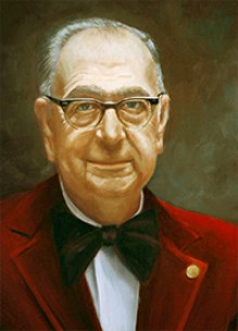 Dr. William Hangsterfer founded Hangsterfer's Laboratories in 1937