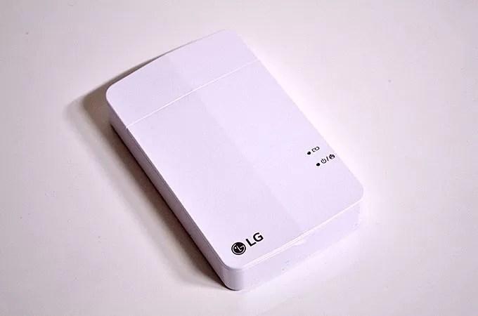 持ち運び便利なモバイルプリンター「ポケットフォト(Pocket Photo) PD251W 」