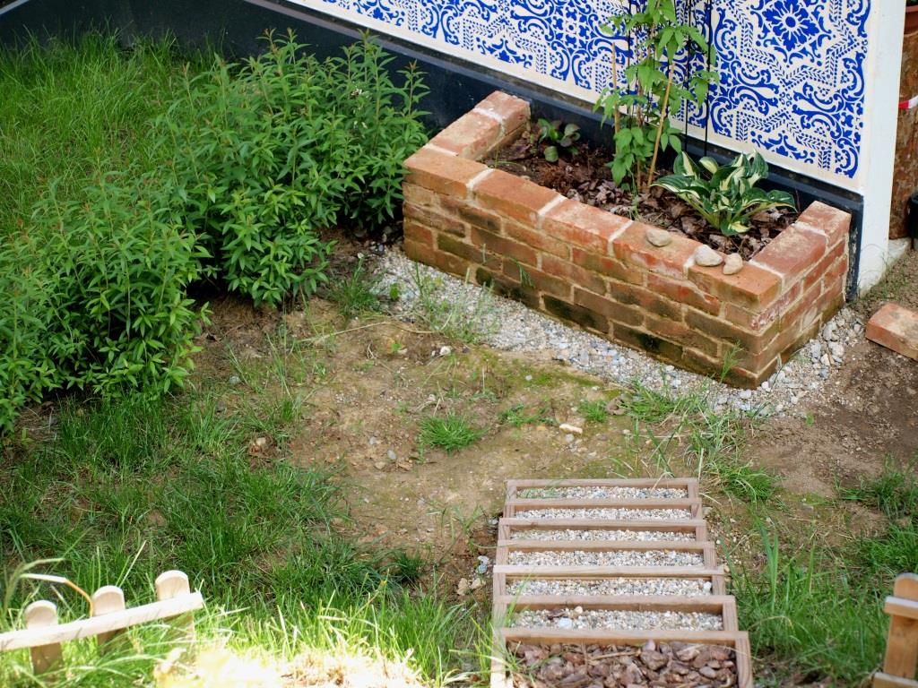 Status Garten-Ghetto Frühjahr 2017