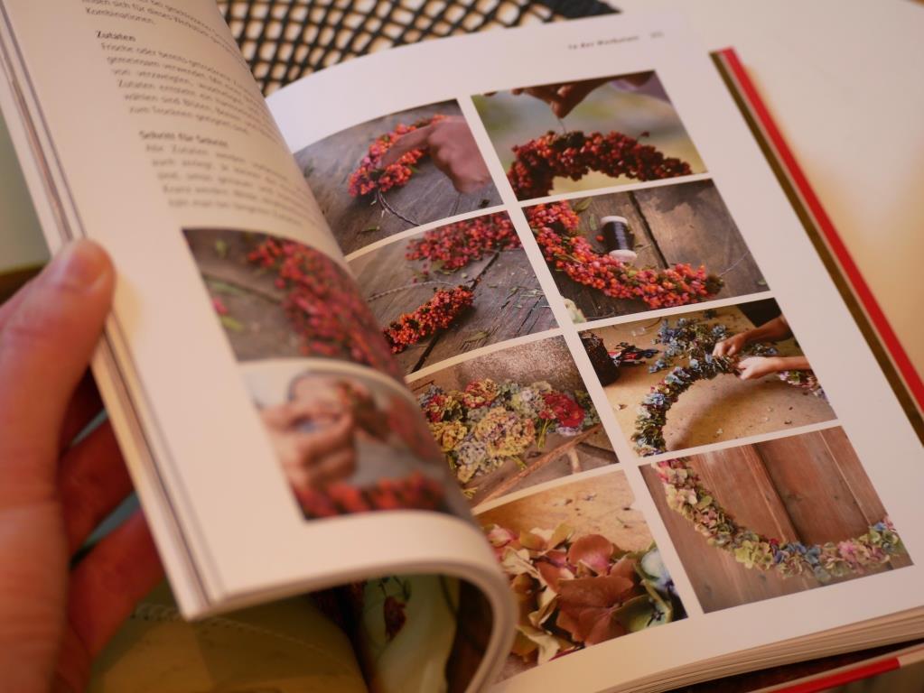 Wunderschöne Blütenkränze selber machen