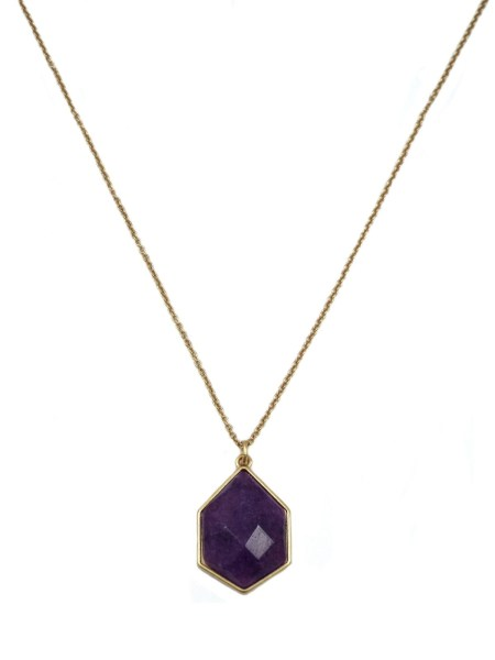 3 ASSORTED LOVE STONE NECKLACE - ADVENT