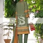 Summer Embroidered Lawn Collection Vol-1 EMB-1399 1