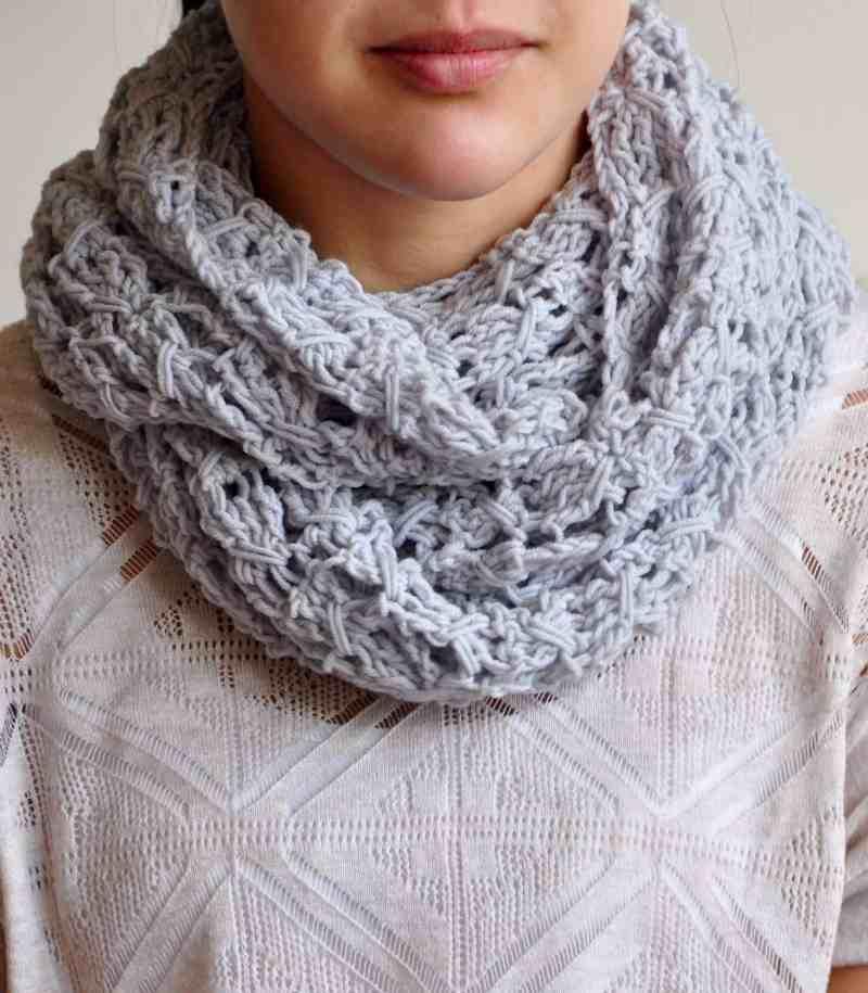 The Classic Cowl Crochet Pattern by Hannah Cross HanJan Crochet