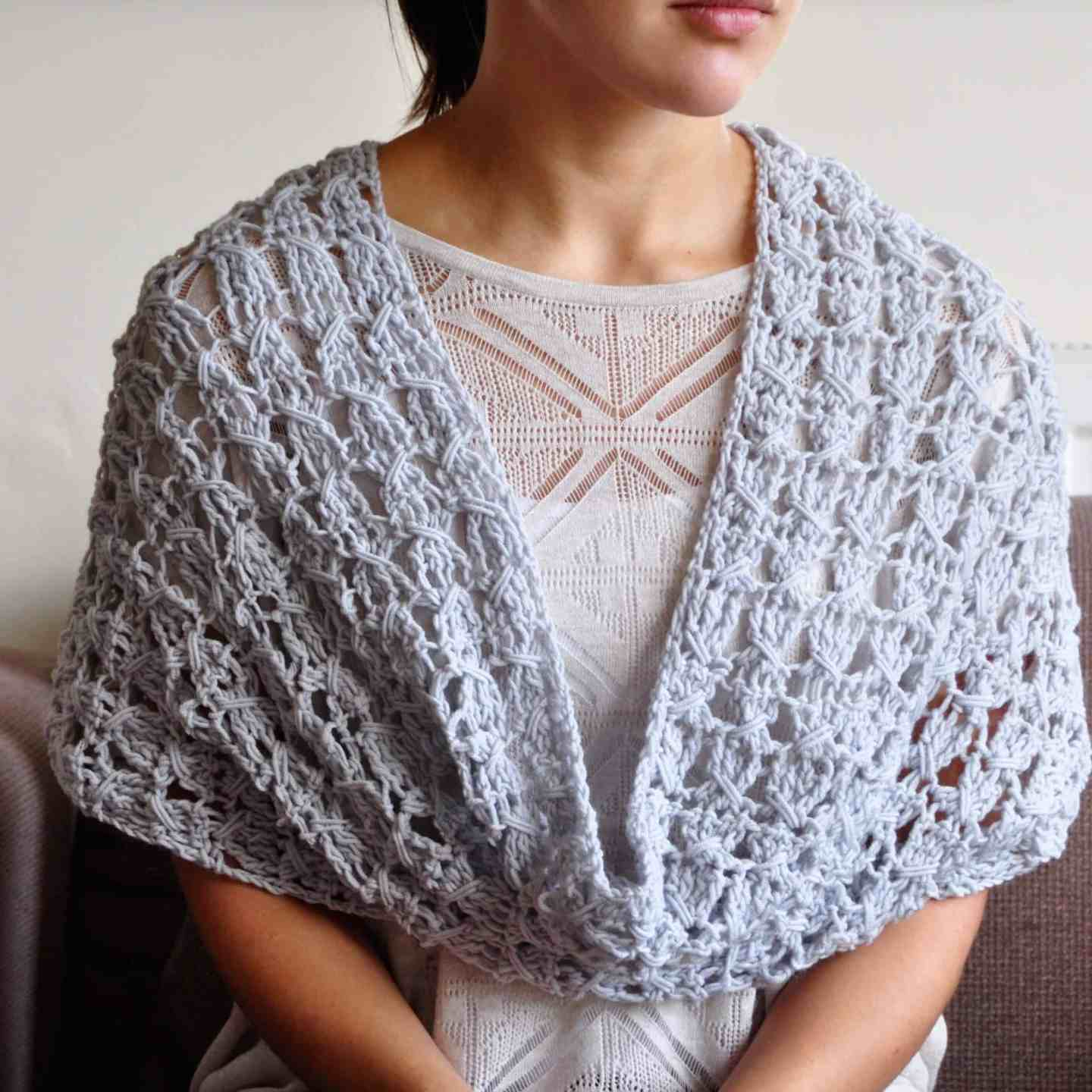 The Classic Cowl by HanJan Crochet