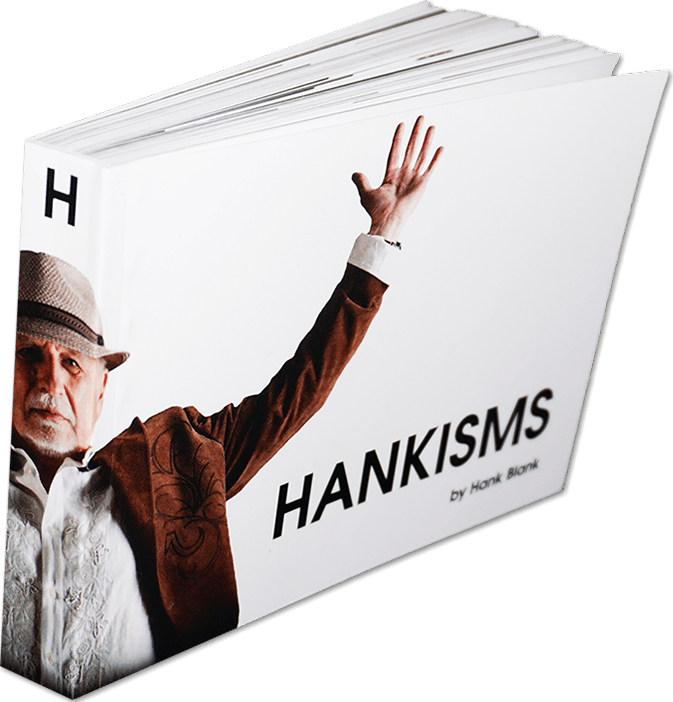 Hankisms Book Cover