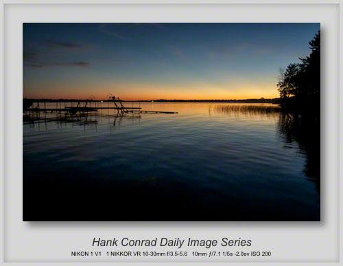 9/29/2013 Lake Sunset