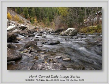 10/18/2013 Hyalite Canyon