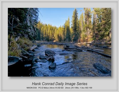 10/28/2013 Yellowstone's Crawfish Creek