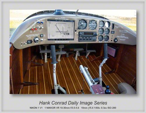 11/30/2013 Volmer VJ-22 Cockpit