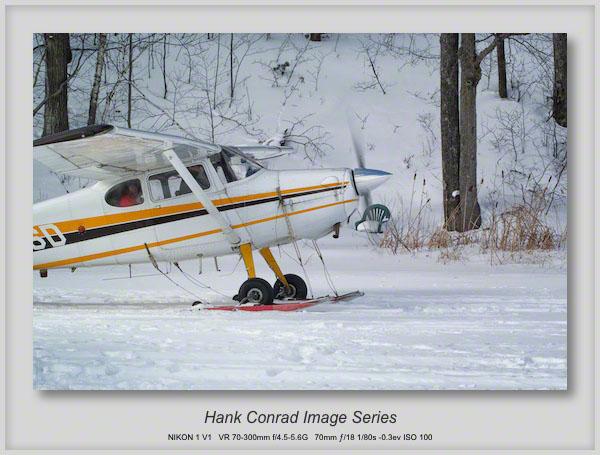 2/15/2014 C-170 on Skis