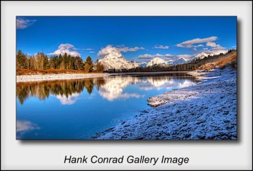 Oxbow Bend Shore Line