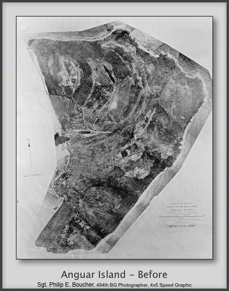 Anguar Island - Before