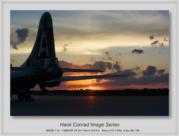 B-29 Sunset
