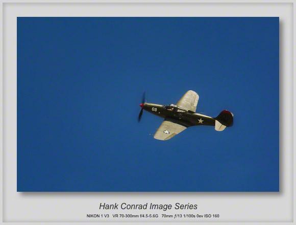 P-39 Airacobra at OshKosh