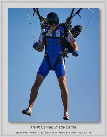 Skydiver Drama