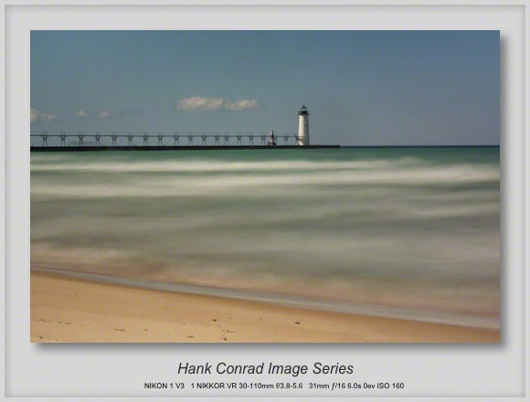 Timeless Manistee Light