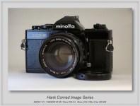 Minolta XG-9 Camera
