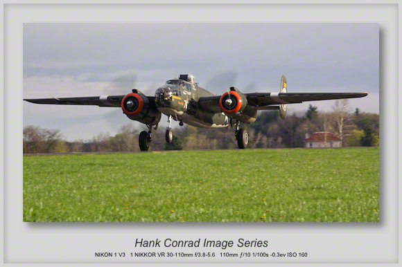 B-25 Show Me! at 75th Doolittle Raid Anniversary