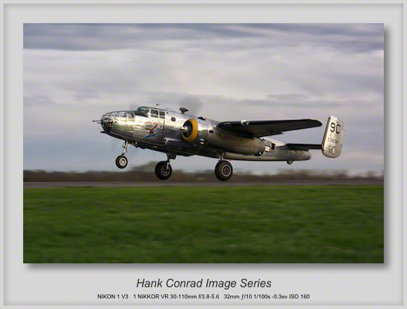 B-25 Yankee Warrior at 75th Doolittle Raid Anniversary