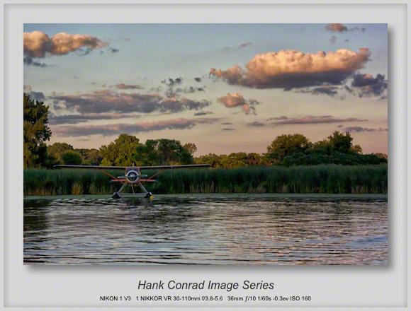 Solitary Floatplane