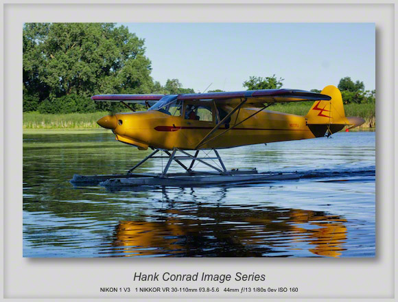Homebuilt Floatplane