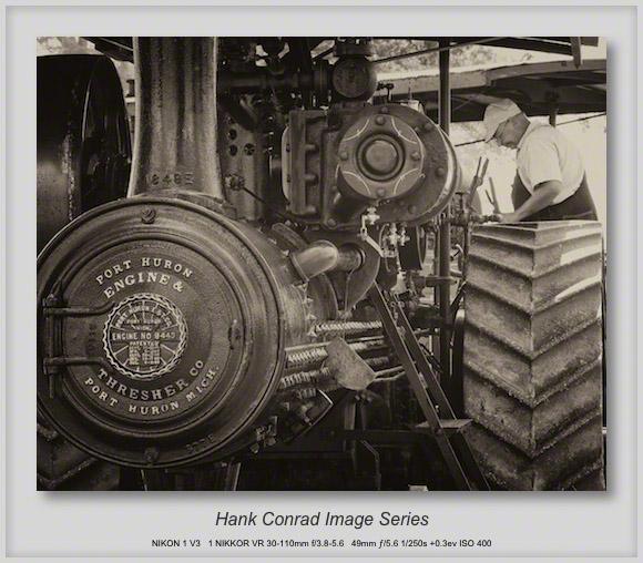 Port Huron Engine #8443