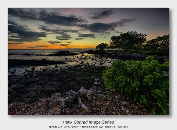 Big Island Sunsets   Hawaii after Sunset