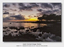Big Island Sunsets | Seascape Sunset