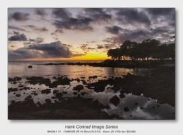 Big Island Sunsets | Seascape Sunset